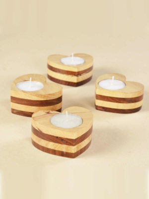 Tealight Candle Holder by The Beehive India