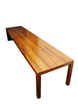 Wooden Conference Table by The Beehive India