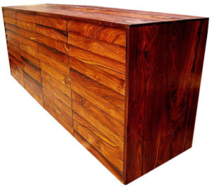 Wooden Storage Cabinet by The Beehive India