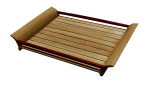 Bamboo Tray by The Beehive India