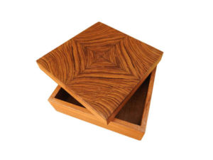 Small Wooden Box by The Beehive India
