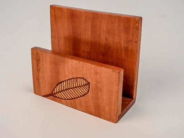 Wood Inlay Trivet BY The Beehive India