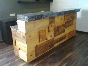 Bar Counter by The Beehive India
