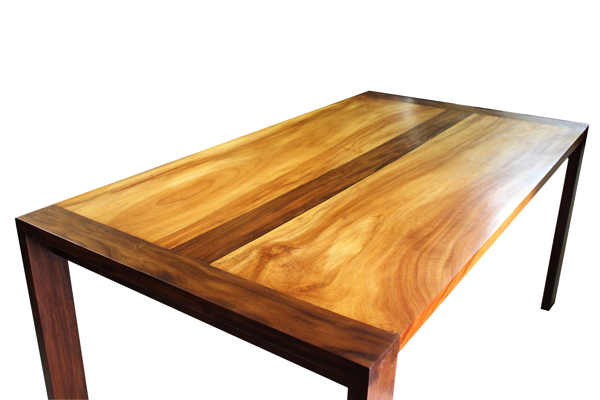 Dining Table By The Beehive India Neem Siris Wood