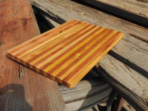 Wooden Chopping Board by The Beehive India