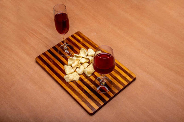 Wooden Platter by The Beehive India