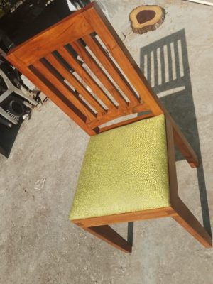 Padded Dining Chair by The Beehive india
